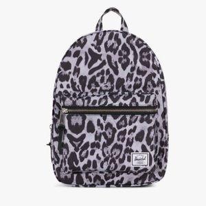 Hershel leopard Xs grove backpack NWT